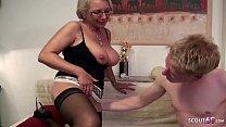 enculer une maman mature allemande